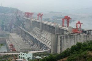"lakes climate change / Figure 5: The Three Gorges Dam in China is the world's largest producer of hydroelectric power. Lakes and reservoirs emit greenhouse gases, and studies have questioned whether hydroelectric is truly a ""green"" energy source."