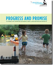 Progress and Promise: 21 Stories that Showcase Successful Great Lakes Restoration Projects
