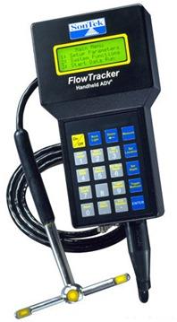 SonTek FlowTracker Handheld Velocity Meter