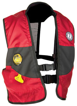 Mustang Automatic Inflatable Vest