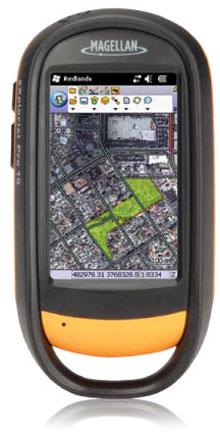 Magellan eXplorist Pro 10 Handheld GPS