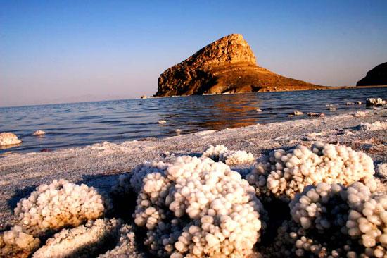 Oroumieh (or Urmia) Lake