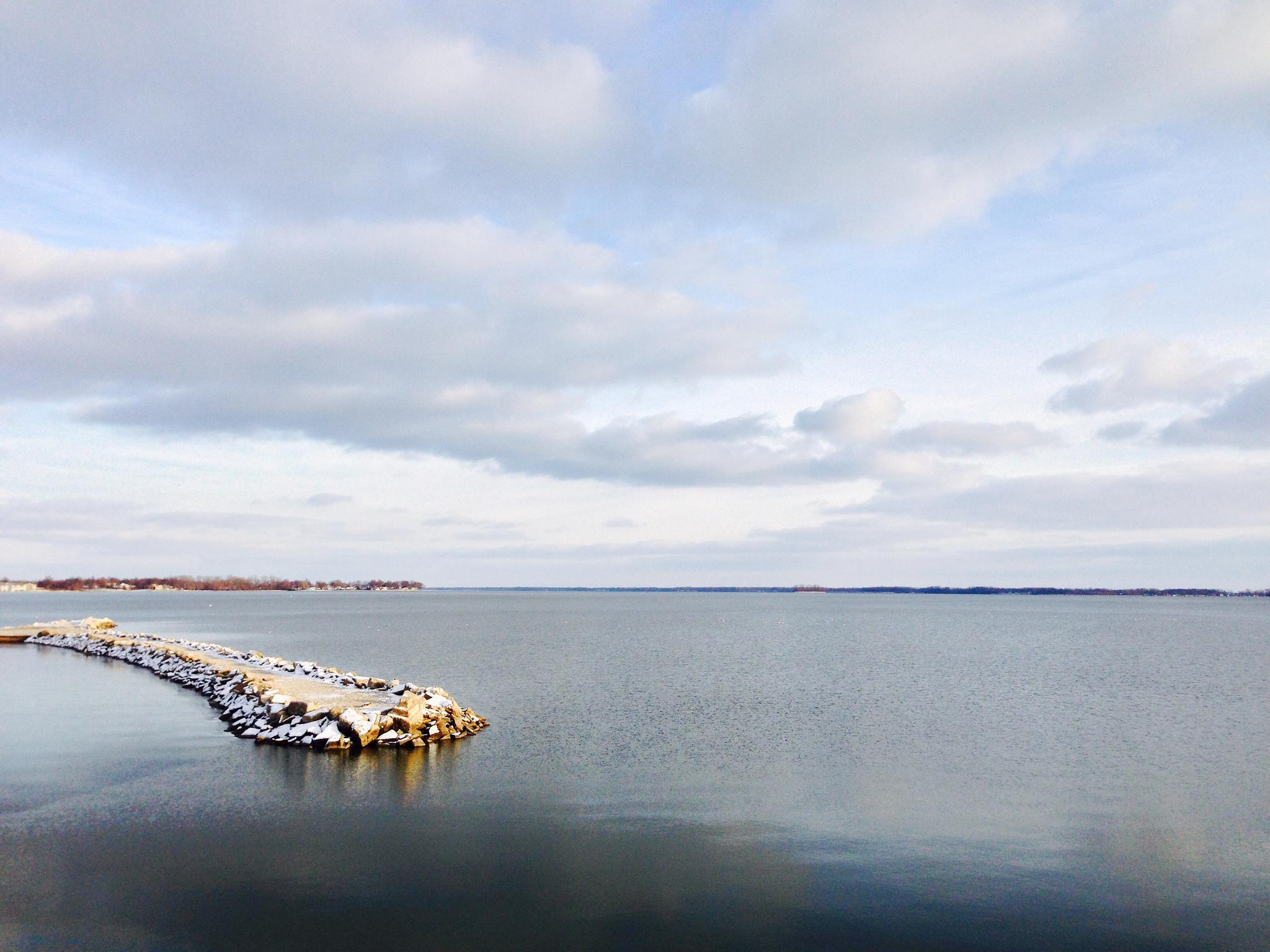 five canal lakes / Grand Lake