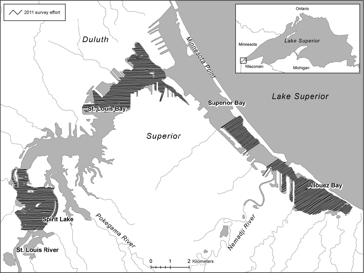 St_Louis_River_Estuary_Mapping