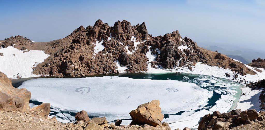Sabalan_Volcanic_lake