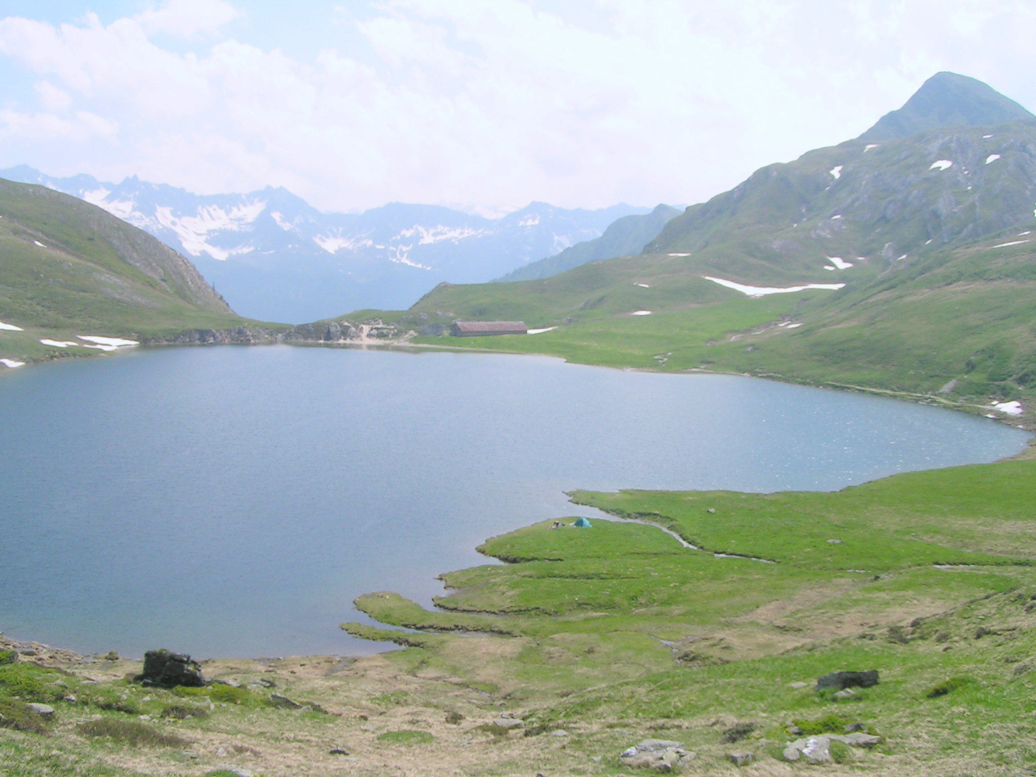 heart lakes Lago di Tom Switzerland
