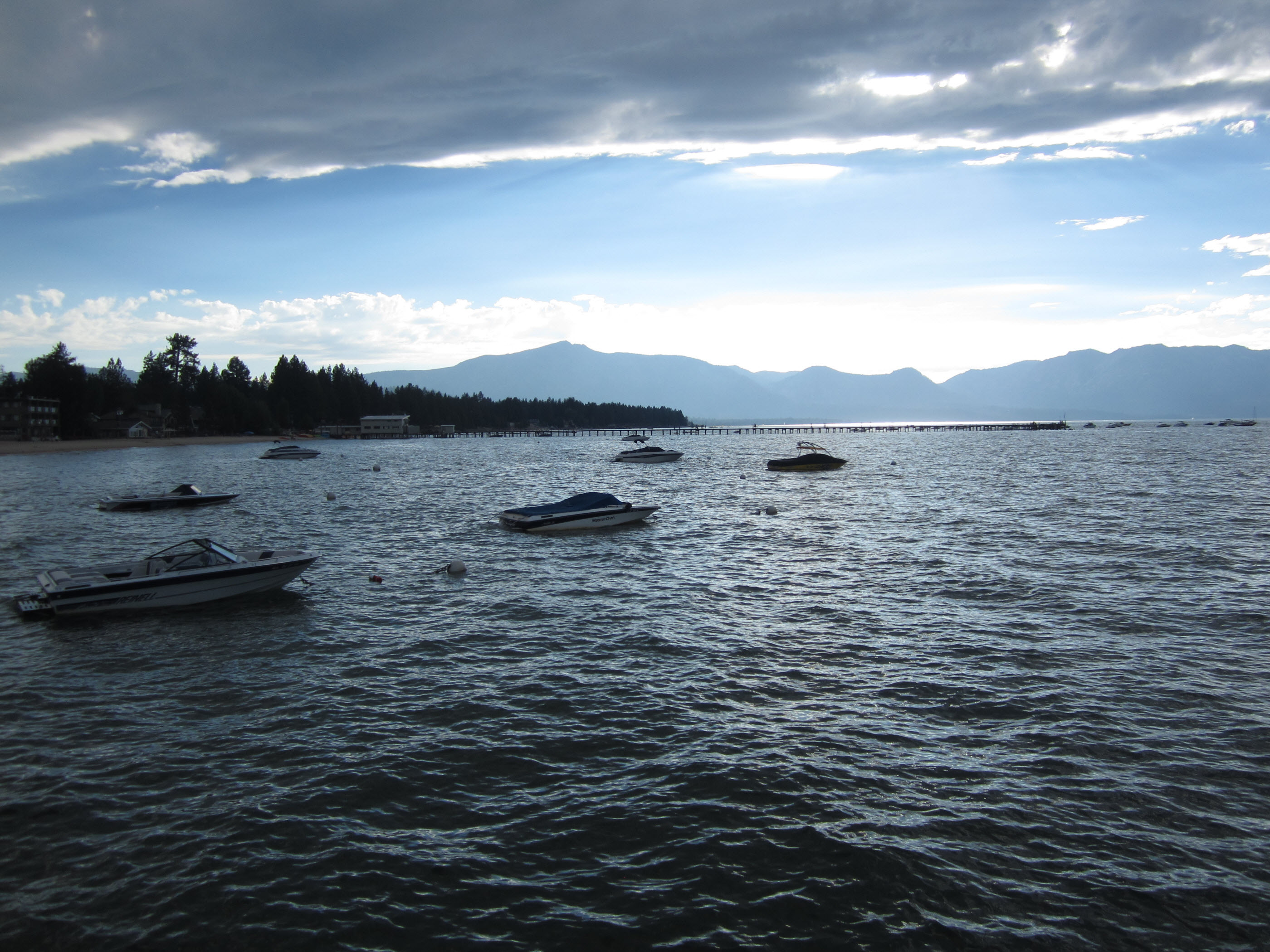 tahoe nearshore boating