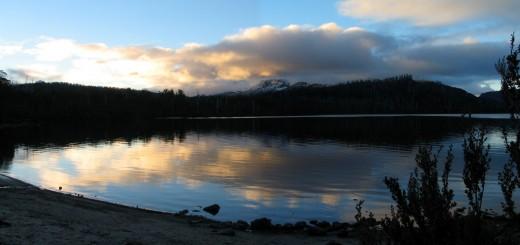 tasmania lake st clair