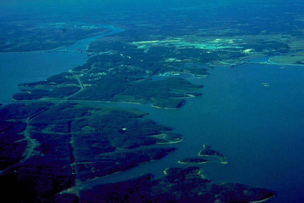 five canal lakes / Kentucky and Barkley Lake