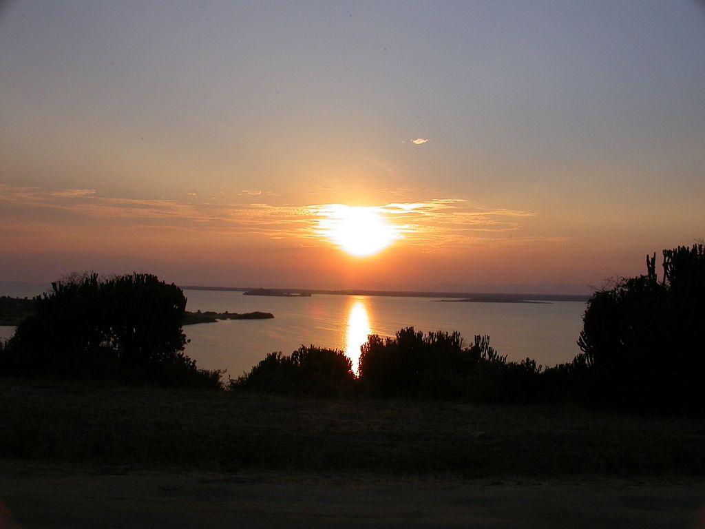 african great lakes / Lake-Edward