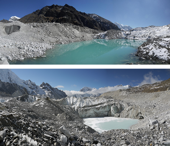Ngozumpa_Glacier_Nepal