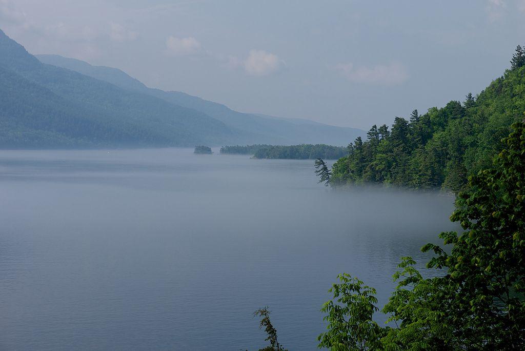 Lake-George-fog