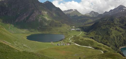 lake methane emissions