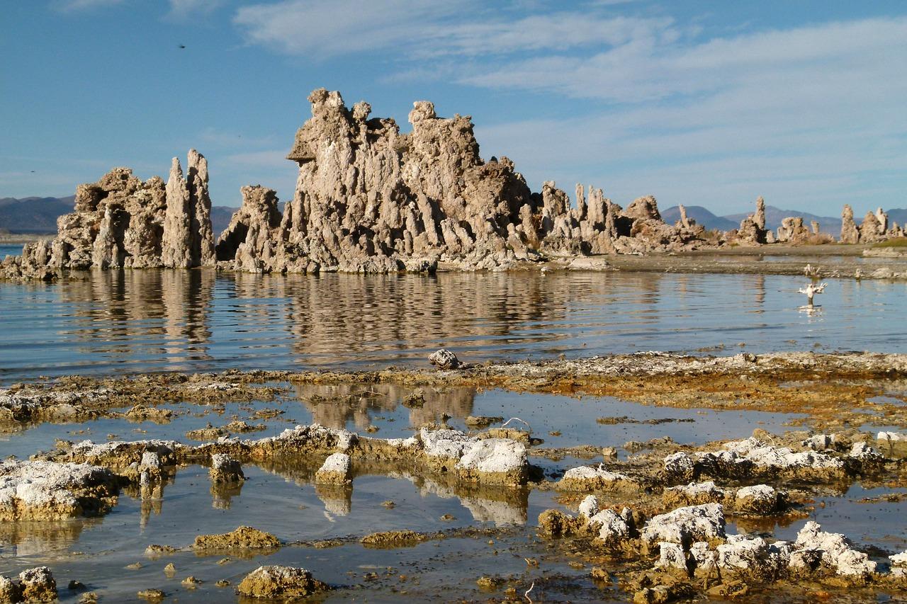 Photos California S Mono Lake Lake Scientist