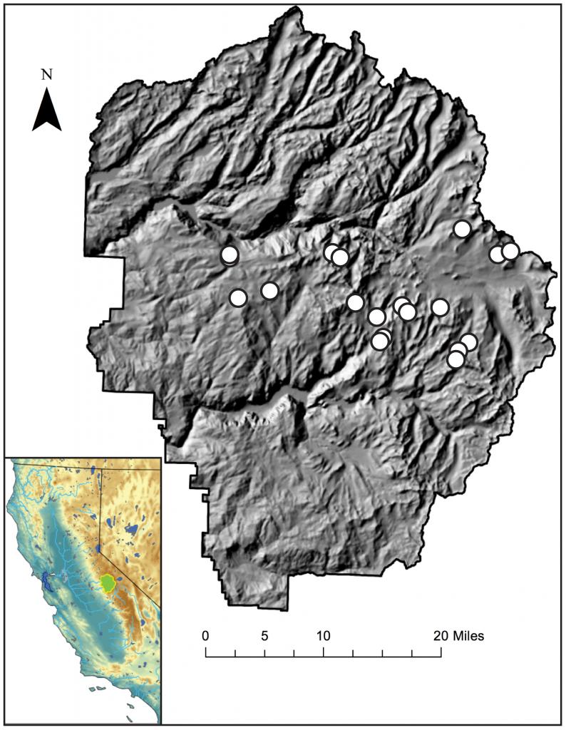 sierra-nevada-sampling-locations