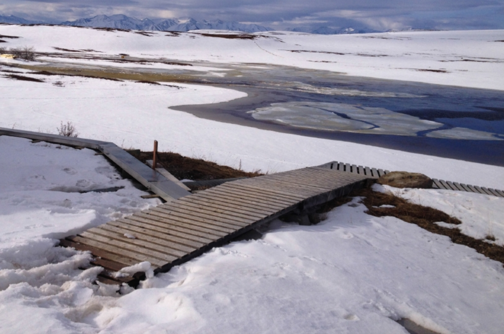 toolik lake methane