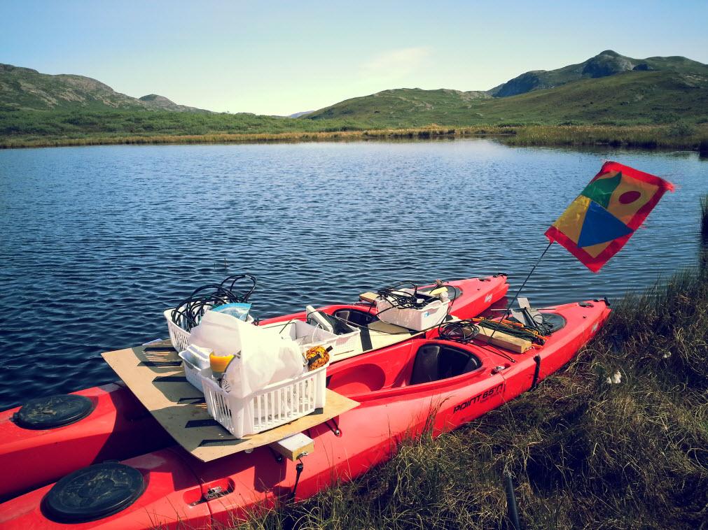 Arctic Lake Sea Tomatoes - Lake Scientist