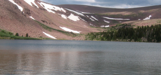 Seventy percent of nitrates in high mountain lakes in Utah are from human-caused sources. Fertilizers have, by far, the most impact at 60 percent, along with another 10 percent caused by fossil fuels. (Credit: University of Western Ontario)