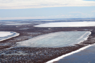 arctic lakes permafrost thaw