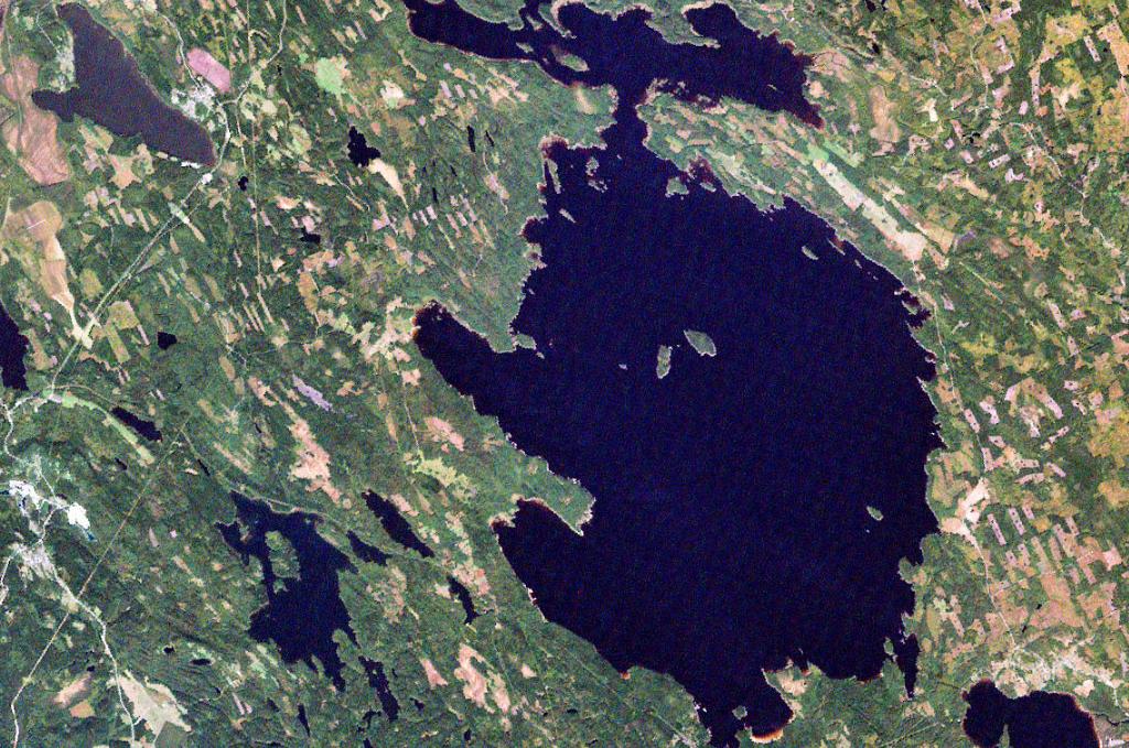 lakes meteors